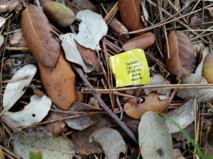 Residuos Trail