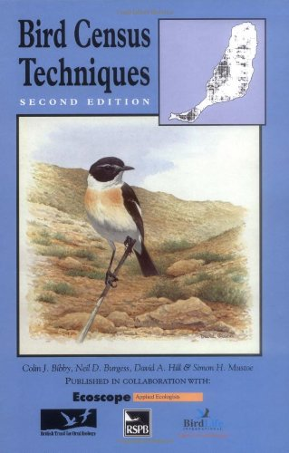 bird-census-techniques