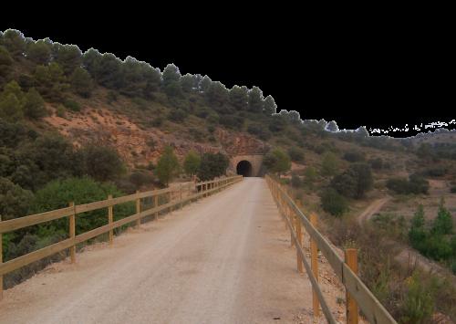 Los murciélagos de la Vía Verde Sierra de Alcaraz