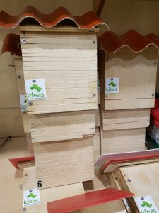 Caja murciélagos Albacete