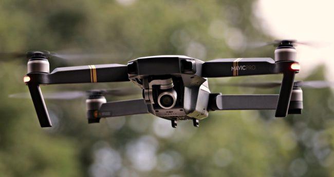 drone-medio ambiente